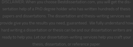 dissertation statement of results ProfEssays com Chem homework help Writing dissertation properly is vital for you So once  you need online dissertation